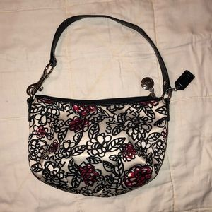 Authentic Coach purse, Poppy Collection